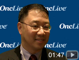 Dr. Chung on Sequencing Chemotherapy Regimens in Metastatic Pancreatic Cancer