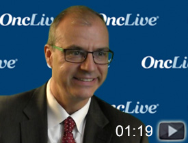 Dr. Clark on the Potential of Immunotherapy in Renal Cell Carcinoma