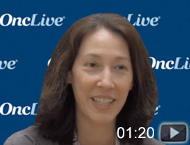 Dr. Cline on Data With PARP Inhibitors in Pancreatic Cancer