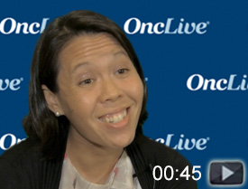 Dr. Coffman on Safety Concerns With PARP Inhibitors in Ovarian Cancer