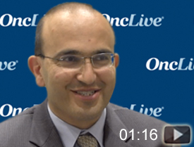 Dr. Cohen on Eligibility for Ablation Therapy in Liver Cancer