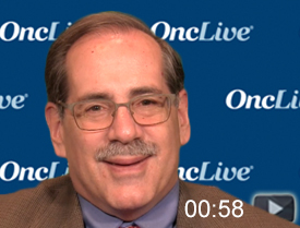 Dr. Cohn on Neoadjuvant Chemotherapy in Locally Advanced Pancreatic Cancer