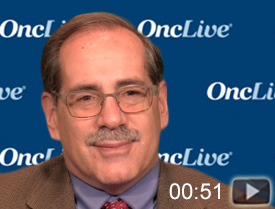Dr. Cohn on Frontline Therapies in Metastatic Pancreatic Cancer