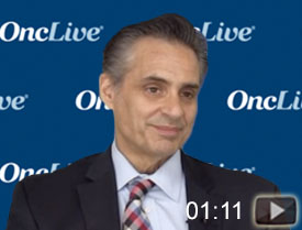 Dr. Coleman on Next Treatment Steps for Patients With Ovarian Cancer