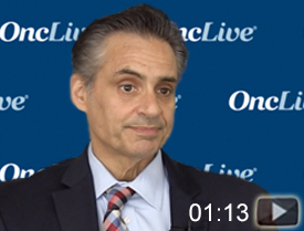 Dr. Coleman on Rationale for Using Veliparib and Chemotherapy in Ovarian Cancer