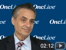 Dr. Coleman on the Use of Veliparib in Ovarian Cancer