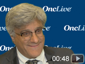 Dr. Comerci on the Use of Laparoscopy in Ovarian Cancer