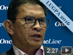 Dr. Concepcion on the Use of Eligard in Prostate Cancer Treatment