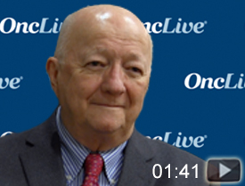 Dr. Copeland on the Role of Chemotherapy in Ovarian Cancer