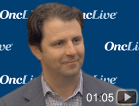 Dr. Corcoran on the Utility of Regorafenib in CRC