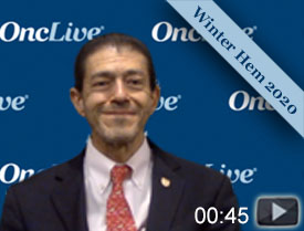 Dr. Cortes on Tyrosine Kinase Inhibitors in CML