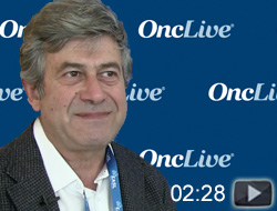 Dr. Di Costanzo on the Effectiveness of Sorafenib in HCC
