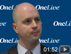 Dr. Cowan on Patient Eligibility Criteria for Transplant in Multiple Myeloma