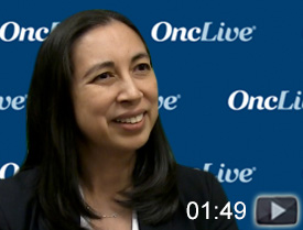 Dr. Crew on Updated Data With Margetuximab in HER2+ Breast Cancer