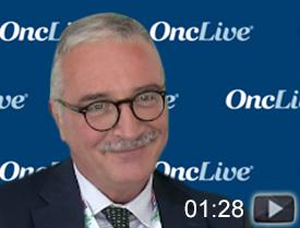Dr. Cristofanilli on Lasofoxifene in <em>ESR1</em>-Mutant Breast Cancer
