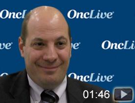 Dr. Cusnir on the Utility of Regorafenib in Gastric Cancer