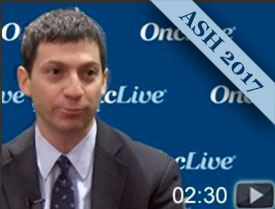 Dr. Davids on Checkpoint Blockade Inhibition in Hematologic Malignancies After Stem Cell Transplant