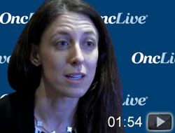 Dr. Deirdre Cohen on Emerging Agents in Gastric Cancer