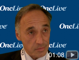 Dr. Mason on Standard Treatment Approaches in Stage III NSCLC