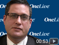 Dr. Morgensztern on Impact of Immunotherapy on NSCLC Field