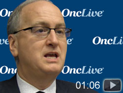 Dr. Nanus on Next Steps With Atezolizumab in Patients With mUC