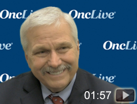 Dr. Richards on the Phase III POLO Trial in <em>BRCA</em>-Mutated Pancreatic Cancer