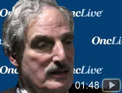 Dr. Straus on Ongoing Clinical Trials in Hodgkin Lymphoma