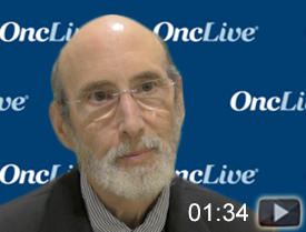 Dr. Snyder Discusses Ongoing Research in Myelofibrosis