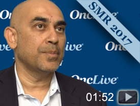 Dr. Daud on Challenges Facing the Treatment Landscape for Melanoma