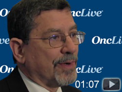 Dr. Carbone on Effectiveness of Different Lung Cancer Therapies