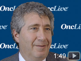 Dr. Avigan on CAR T-Cell Therapy in Lymphoproliferative Disease