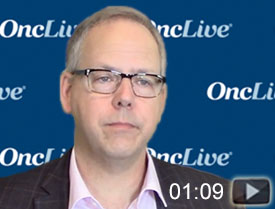Dr. Miklos on the Safety Profile of KTE-X19 in MCL