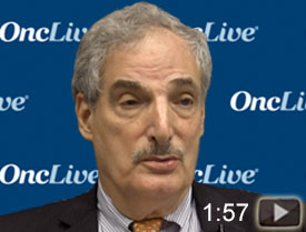 Dr. Straus on the 3-Year Results of the ECHELON-1 Study in Hodgkin Lymphoma