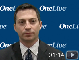 Dr. Davids on Exciting Data With Acalabrutinib in CLL