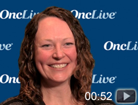 Dr. Davis on the Role of Ramucirumab in Gastric/GEJ Cancer
