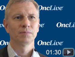 Dr. Decker on Stereotactic Body Radiation Therapy in Lung Cancer