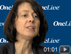 Dr. Sandra Demaria on Radiation and Immunotherapy Combination Regimens