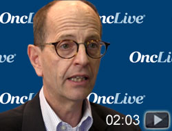 Dr. Demetri on the Evolving Field of Sarcoma