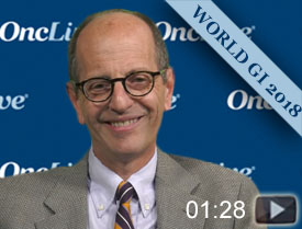 Dr. Demetri on Larotrectinib in TRK-Fusion GI Cancers