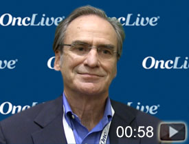 Dr. Denham on Hyperprogression in Patients With NSCLC