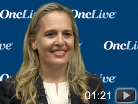 Dr. Dent Discusses the LOTUS Trial in Triple-Negative Breast Cancer
