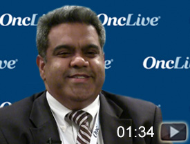 Dr. Deol on the Safety of CAR T-Cell Therapy