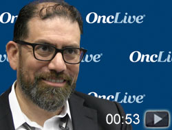 Dr. Diaz on Response Rates With Pembrolizumab for CRC