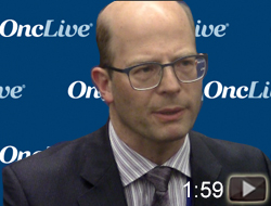 Dr. Adam Dicker on Combination Treatments With Radiation Therapy