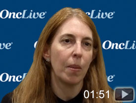 Dr. Diefenbach on Polatuzumab Vedotin Plus  Obinutuzumab and Lenalidomide in FL