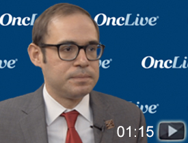 Dr. Dimou on Managing Disease Progression in NSCLC