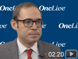 Dr. Dimou on Limitations of TMB as a Biomarker in Lung Cancer