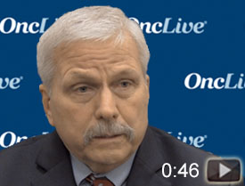 Dr. Richards on PARP Inhibition in Pancreatic Cancer