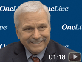 Dr. Richards on Secondary Endpoints of the POLO Trial in Pancreatic Cancer