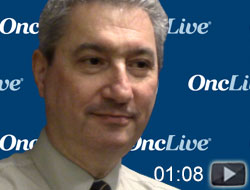 Dr. Dreicer on Resistance to Antiandrogen Therapy in Prostate Cancer